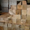 New Jersey Hardwood Pipe Chocks