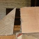Wooden Chocks Cut By Riephoff Sawmill