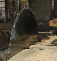 Riephoff Sawmill's 56 Inch Circular Saw