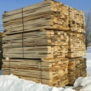 A Bundle Of Dunnage Ready For Shipment
