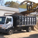 Loading Sawdust For Delivery