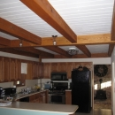 Oak Ceiling Beams