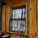 Flitch Cut Paneling And Window Trim