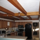 Oak Ceiling Beams