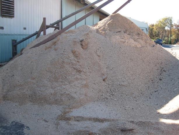 Sawdust | Riephoff Sawmill